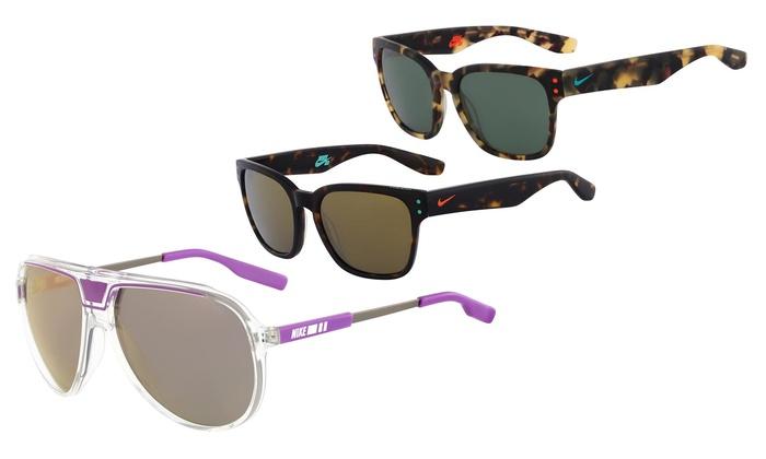 0ac6dc6fde Collection de lunettes de soleil Nike | Groupon