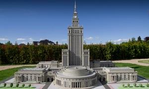 Park Miniatur Budowle Świata: Bilet wstępu do Parku Miniatur Budowle Świata dla 2 osób za 19,99 zł i więcej opcji