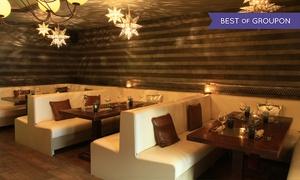 Villa Nagara: Menu gastronomique oriental en 3 services et apéritif pour 2 ou 4 personnes dès 54 € au restaurant Villa Nagara