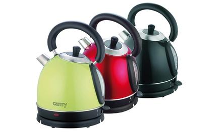 Camry retro waterkoker, kleur naar keuze, vanaf € 29,98