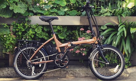 A2B Kuo Plus Folding Electric Bike With Free Delivery
