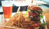 District Sport & Tap - South Broadway Park: Pub Food at District Sport & Tap (Up to 40% Off). Two Options Available.