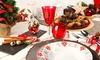 Pranzo di Natale e cena Capodanno