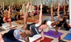 Choice of Five Yoga Classes