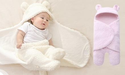 1 o 2 mantas para bebé recién nacido de algodón