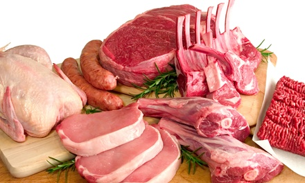 Panier de viandes Hallal au choix de 3.5Kg, 5, 10 ou 15kg dès 19,90€ chez Rayons DAfrique quartier St Michel   Bordeaux