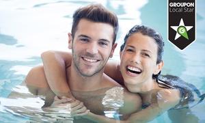 Energy Fitness Club: Karnet na basen, aqua aerobik, masaże wodne i więcej od 79 zł w Energy Fitness Club