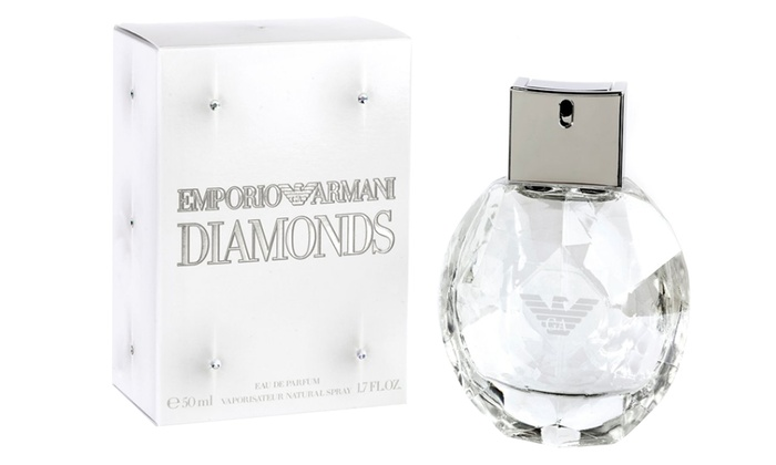 Parfum Eau Diamonds 50ml De Emporio Armani jLScRq54A3