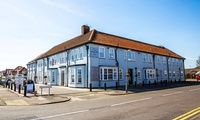 Essex: 1 Night For 2 With Breakfast Or 1 or 2 Nights For 2 Plus Dinner, Prosecco and Cream Tea at The Kingscliff Hotel
