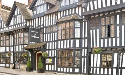 4* Mercure Stratford-upon-Avon Shakespeare Hotel
