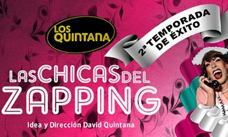 Entrada el espectáculo 'Las chicas del Zapping' del 27 de octubre al 15 de diciembre por 12,95 € en Madrid