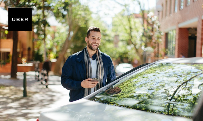 $3 for $25 Credit Towards Your First Uber Ride