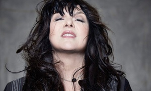 Ann Wilson Performing Songs of Heart – Up to 50% Off Concert at Ann Wilson of Heart, plus 6.0% Cash Back from Ebates.