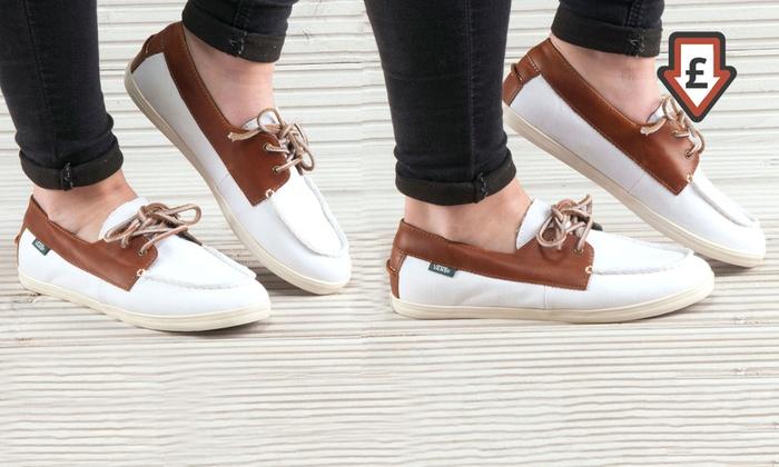 410fb25ed1 Women s Vans Zapato Deck Shoes ...