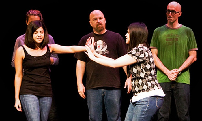 Outliars Comedy Club - Multiple Locations: Improv Comedy Show for 2, 4, or 10 by Outliars Comedy Club (Up to 54% Off)