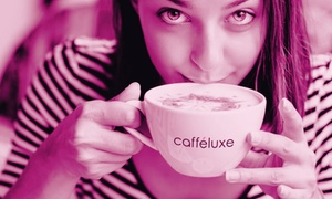 Cafféluxe : Cafféluxe Coffee Capsules from R350 with National Delivery (50% Off)