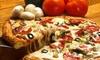 Lido Capocalavà - Gioiosa Marea: Pizza, dolce e birra in riva al mare per 2 o 4 persone al Lido Capo Calavà (sconto fino a 70%)