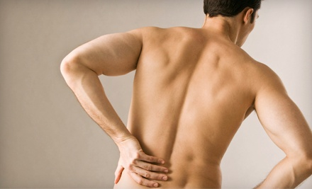 $35 for a Chiropractic Package with Consultation, Exam, and Massage at Ridge Line Chiropractic Lone Tree ($290 Value)