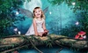 F4 Photography - Matlock: Princess-Themed Photoshoot with a Personalised Key Ring and Prints at F4 Photography (82% Off)