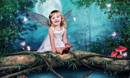 Princess Photoshoot with Prints