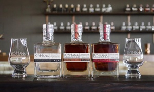 Up to 31% Off Tasting Tours at Manulele Distillers at Manulele Distillers, plus 6.0% Cash Back from Ebates.