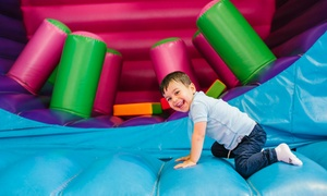 Tumbles Playhouse: Entry for One ($3), Two ($5.50), Three ($8) or Four Children ($9.90) to Tumbles Playhouse (Up to $44 Value)