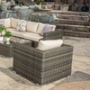 Henderson Outdoor Wicker Sectional Seating (7-Piece)