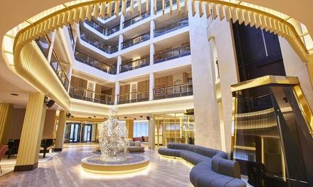 Andorra: habitación doble Deluxe con media pensión y spa para 2 personas en el hotel Plaza Andorra 5*
