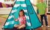 Discovery Kids Teepee Tent: Discovery Kids Teepee Tent