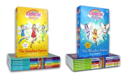 Two Rainbow Magic Book Sets