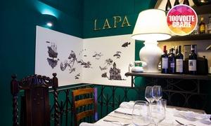 LAPA (Milano): Lapa Restaurant - il sapore del Brasile a Milano, per 2 o 4 persone (sconto fino a 49%)