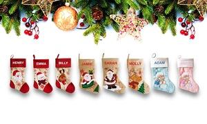 Photobook Shop: Calze di Natale personalizzabili disponibili in 8 modelli con Photobook Shop (sconto 77%)