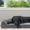 Chaise Lounge Orthopedic Pet Bed
