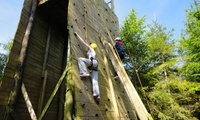 Full Day of Adventure Activities for One, Two or a Family of Four at Loughcrew Adventure Centre (Up to 50% Off)
