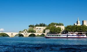 Découverte d'Avignon sur le Rhône Avignon
