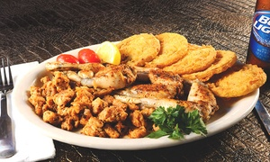 Linger Lodge: $16 for $30 Worth of Southern Food and Drinks at Linger Lodge