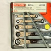 Craftsman Ratcheting Wrench Set - Metric (5-Piece)