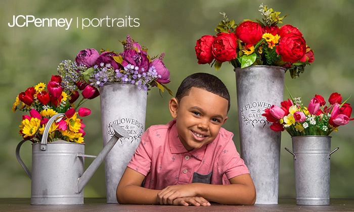 Photography Shoot Packages Jcpenney Portraits Groupon