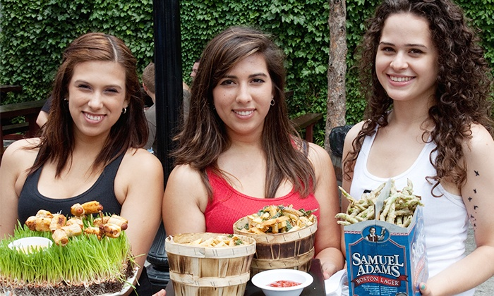 Studio Square - The Garden at Studio Square: $55 for Summer Spit BBQ Hosted by Chef David Burke for One at Studio Square on May 30 ($80 Value)