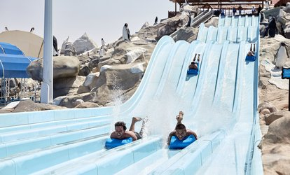 Entry with Towel and Locker Hire and Optional Combo Meal for Child or Adult to Iceland Water Park (Up to 40% Off)