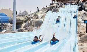 Iceland Water Park: Entry with Towel and Locker Hire and Optional Combo Meal for Child or Adult to Iceland Water Park (Up to 40% Off)