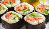 Singapore Grill - Loves Park: Asian-Fusion Cuisine at Singapore Grill (Up to 52% Off). Four Options Available.