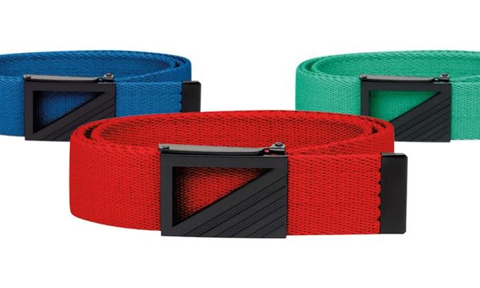 Adidas Men's Webbing Golf Belt
