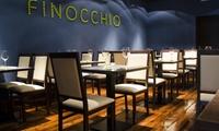 Menú italiano para 2 personas con entrante, principal, postre y bebida desde 24,95 € en Finocchio Restaurante