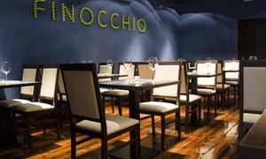 Finocchio Restaurante: Menú italiano para 2 personas con entrante, principal, postre y bebida desde 24,95 € en Finocchio Restaurante