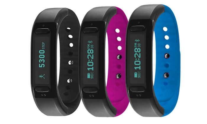 Soleus GO! Activity Tracker Fitness Band | Groupon