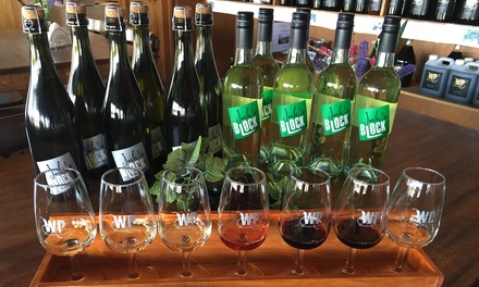 $29 for Wine Tasting Experience with 24 TakeHome Bottles at Willow Point Wines Up to $130 Value