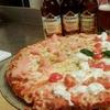 Pizza al tagliere e birra artigianale
