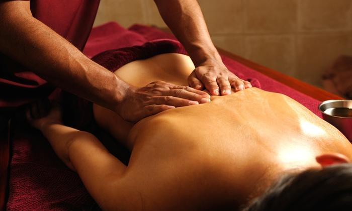 ayurveda massage wellness health and beauty oase berlin groupon. Black Bedroom Furniture Sets. Home Design Ideas