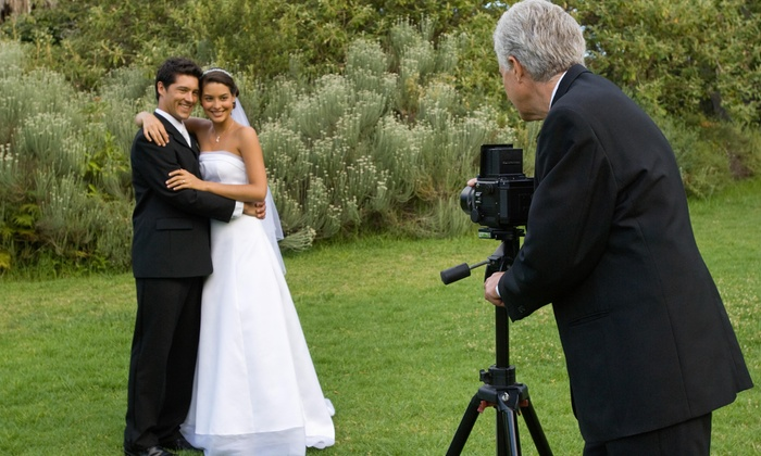 Midwest Uav Imaging - Lincoln: 120-Minute Wedding Photography Package with Digital Images from Midwest Uav Imaging (62% Off)